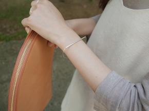 silver stick barcelet