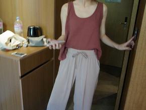 paper sleeveless