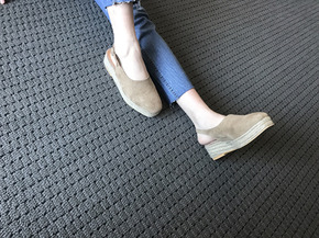 natural wedge shoes
