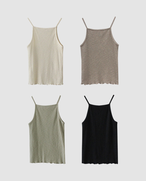 base golgi bustier / 4colors